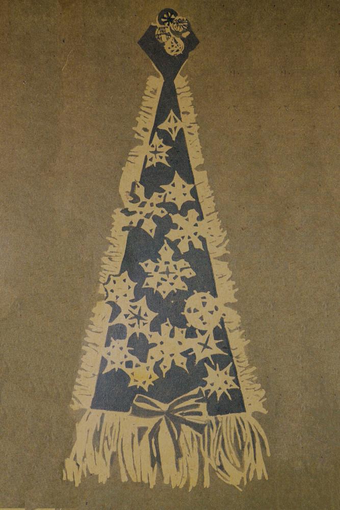 Retro-christmas-tree-decor