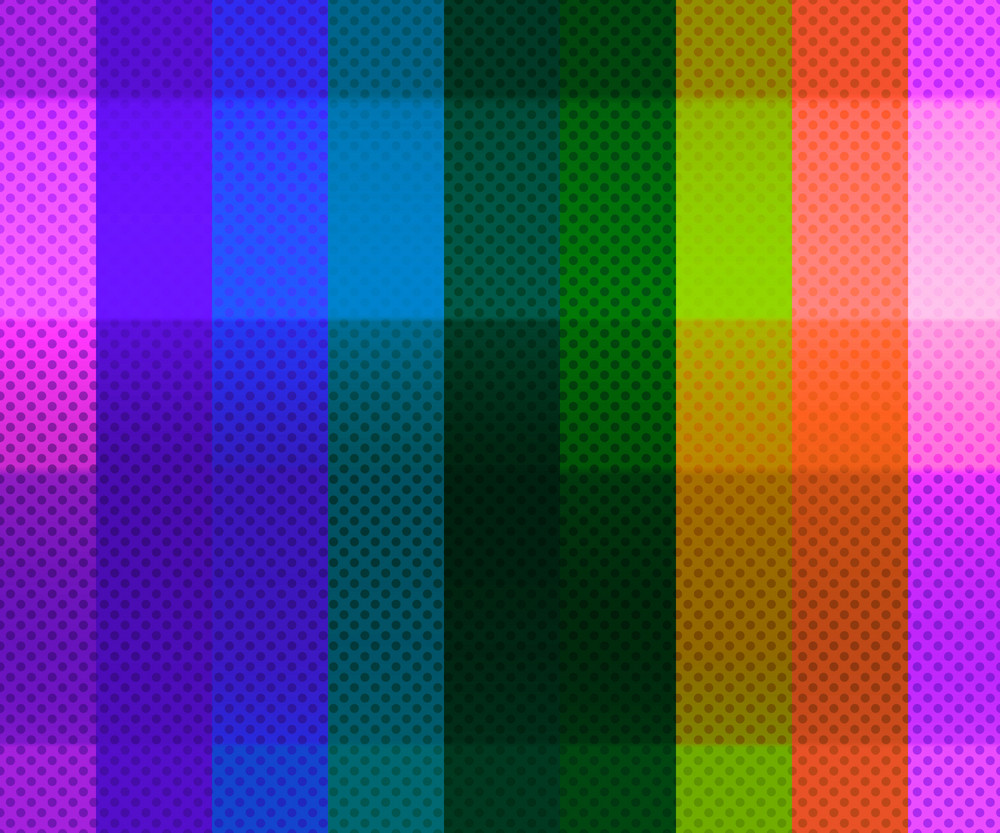 Retro Colors Background