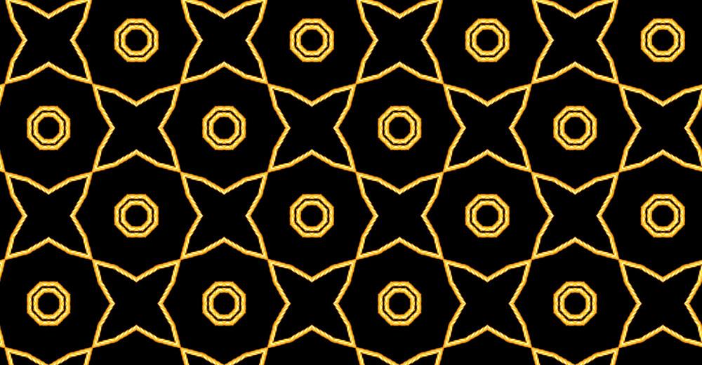 Retro Graphic Pattern