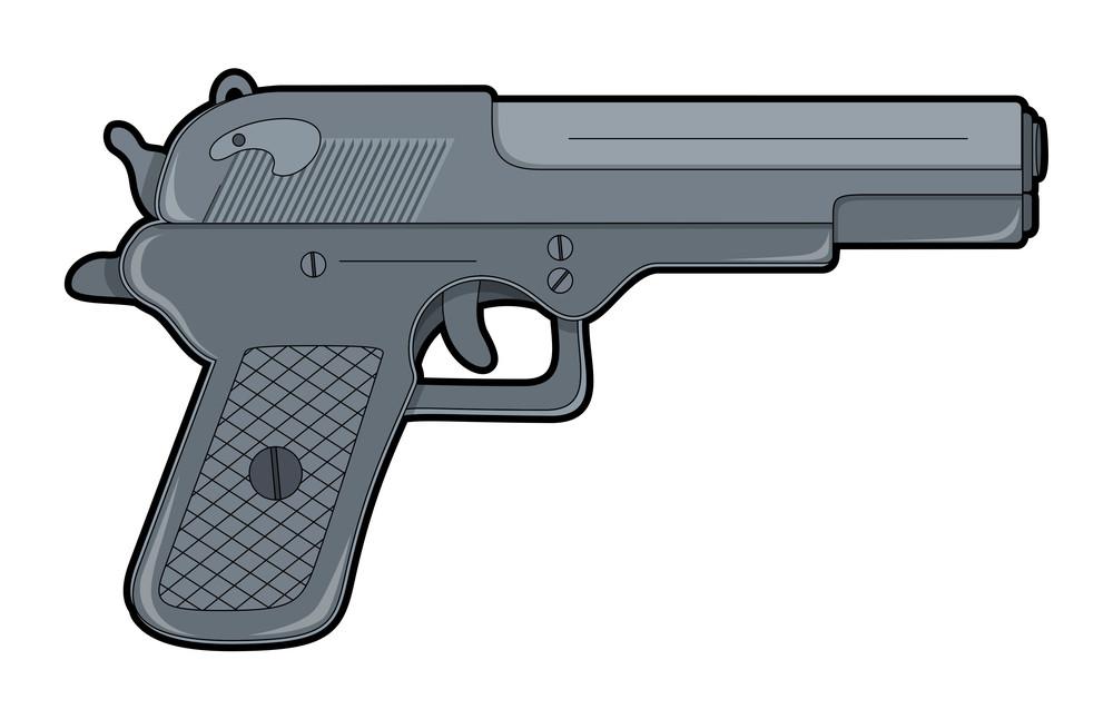 Retro Gun Design