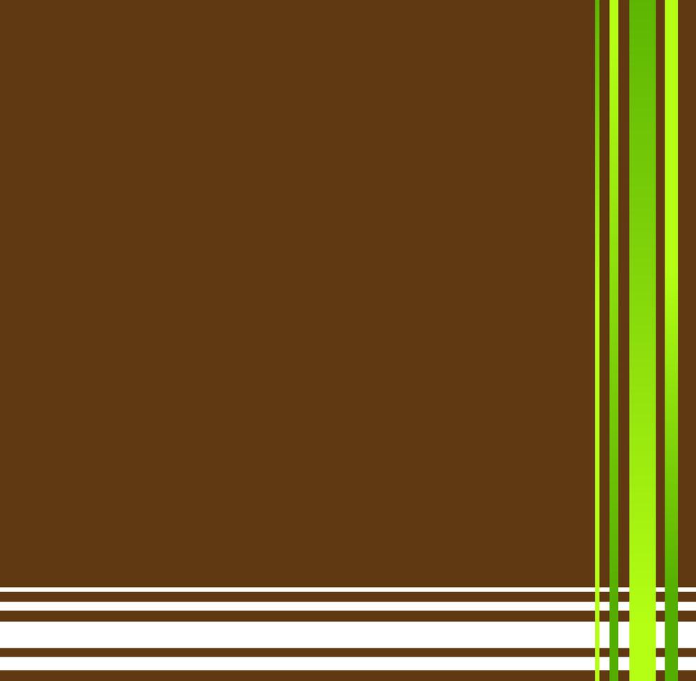 Retro Lines Corner Frame Background