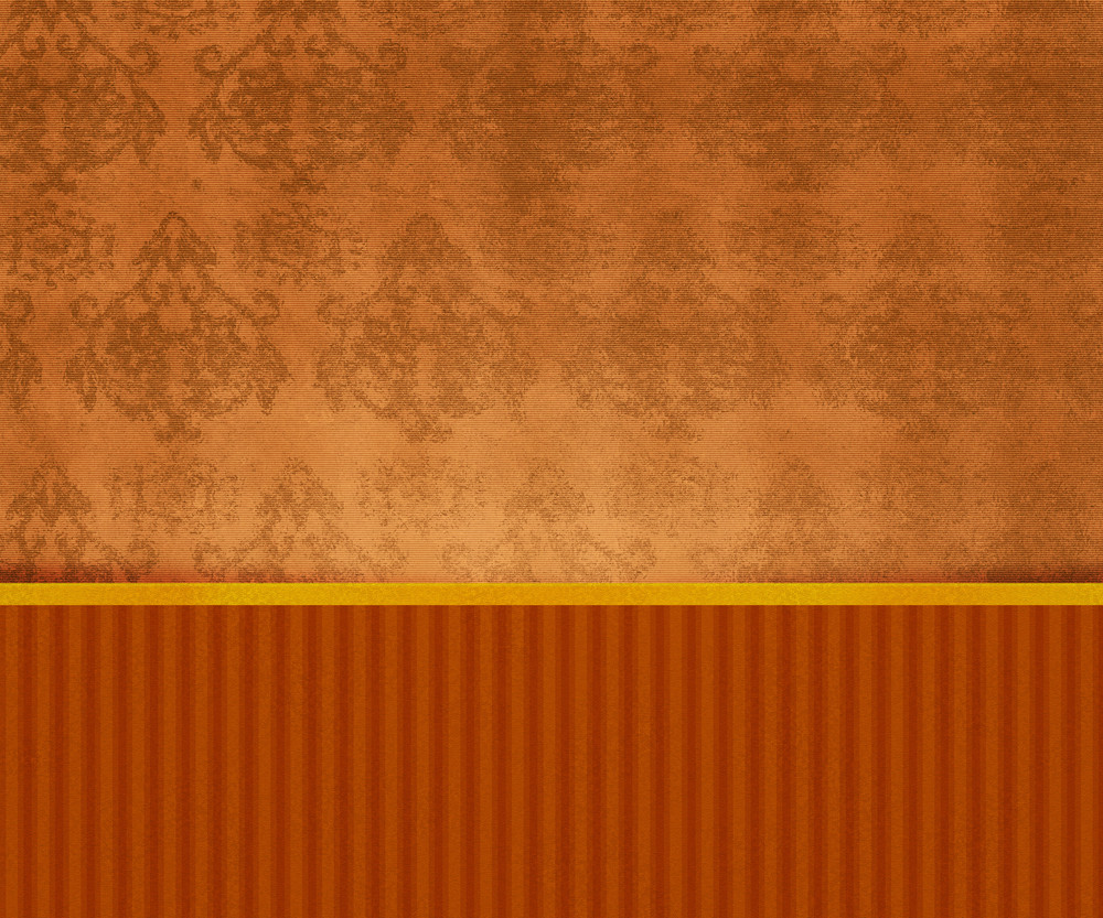 Retro Orange Vintage Exclusive Background