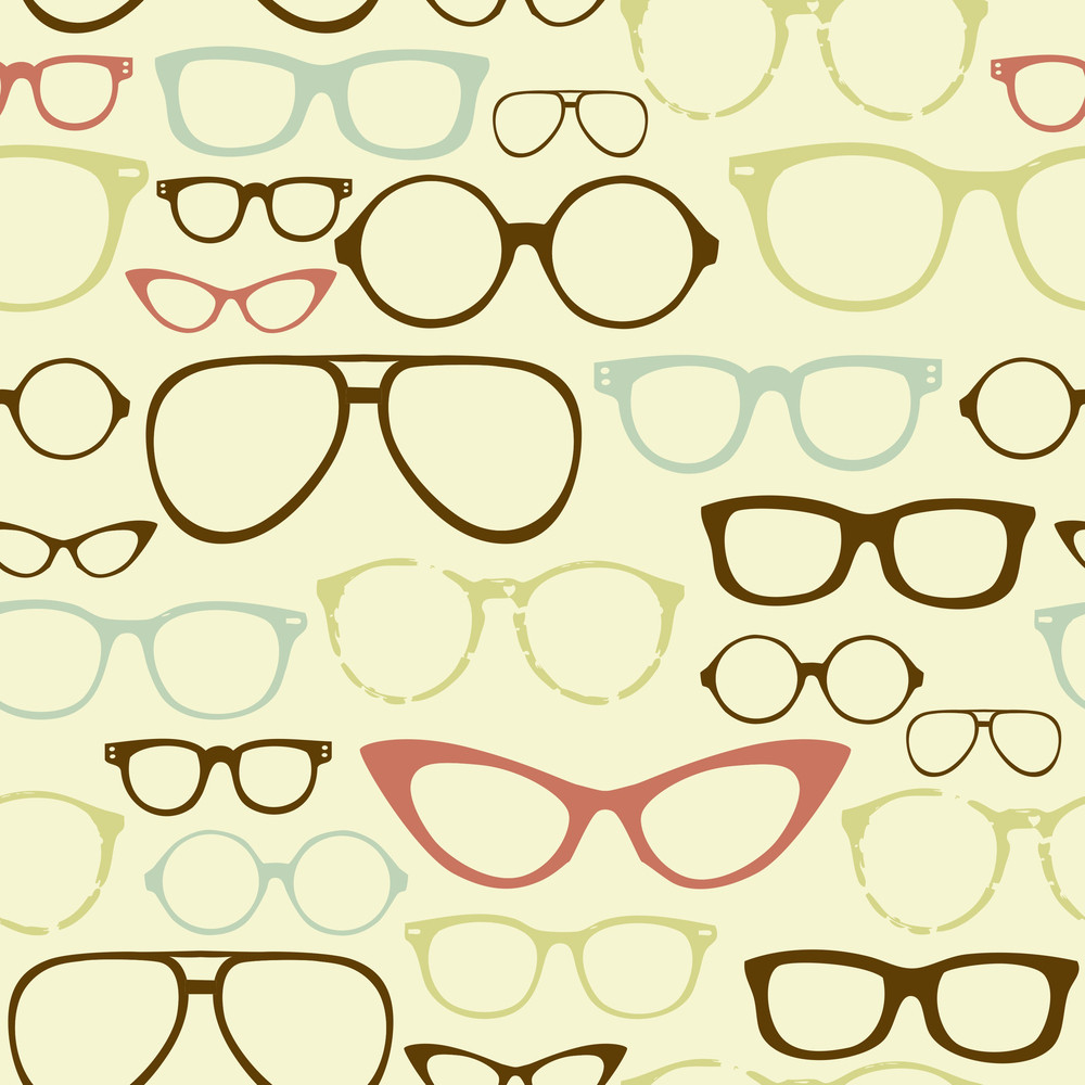 Retro Seamless Spectacles