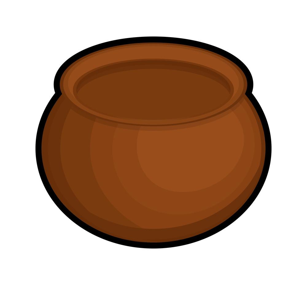 Retro Shape Cauldron