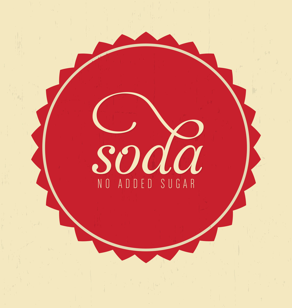 Retro Soda Design