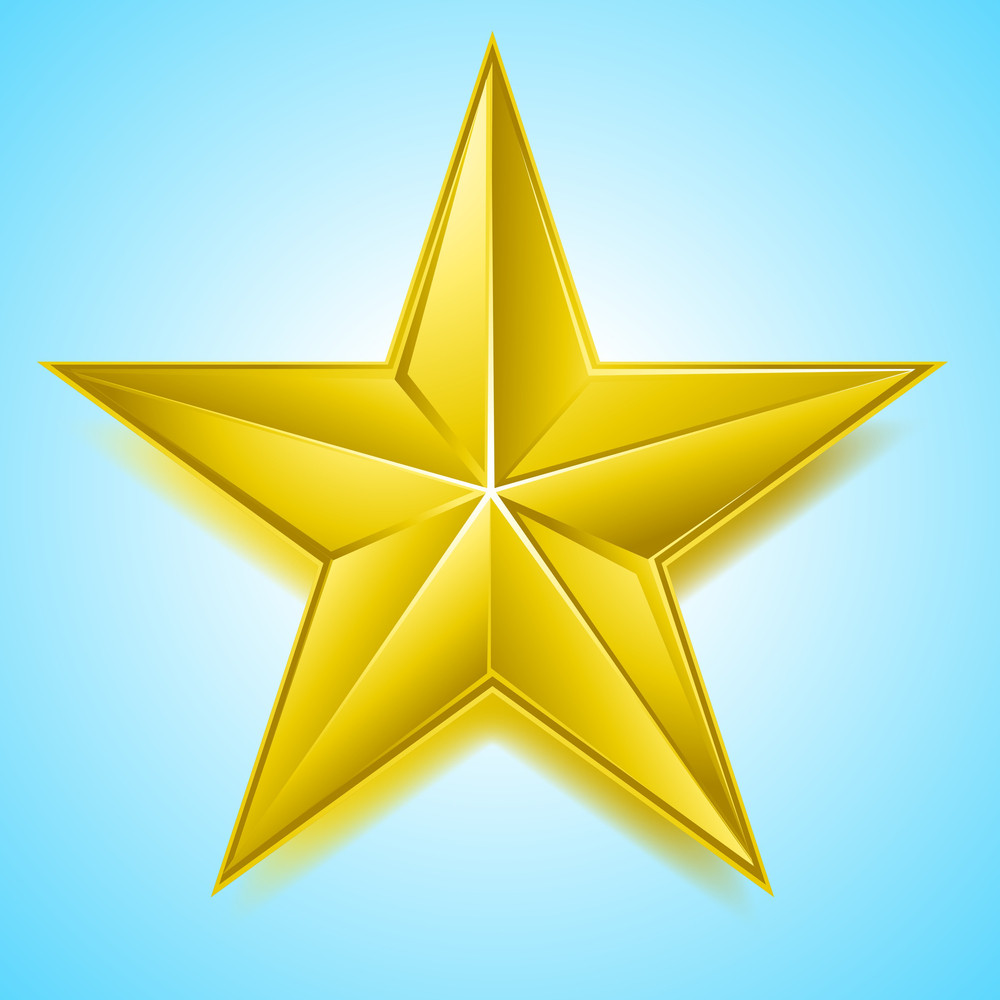 Retro Star Element