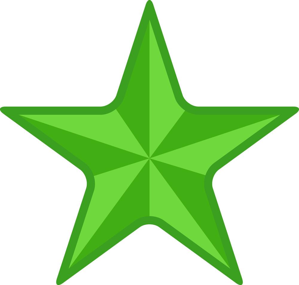 Retro Star Icon