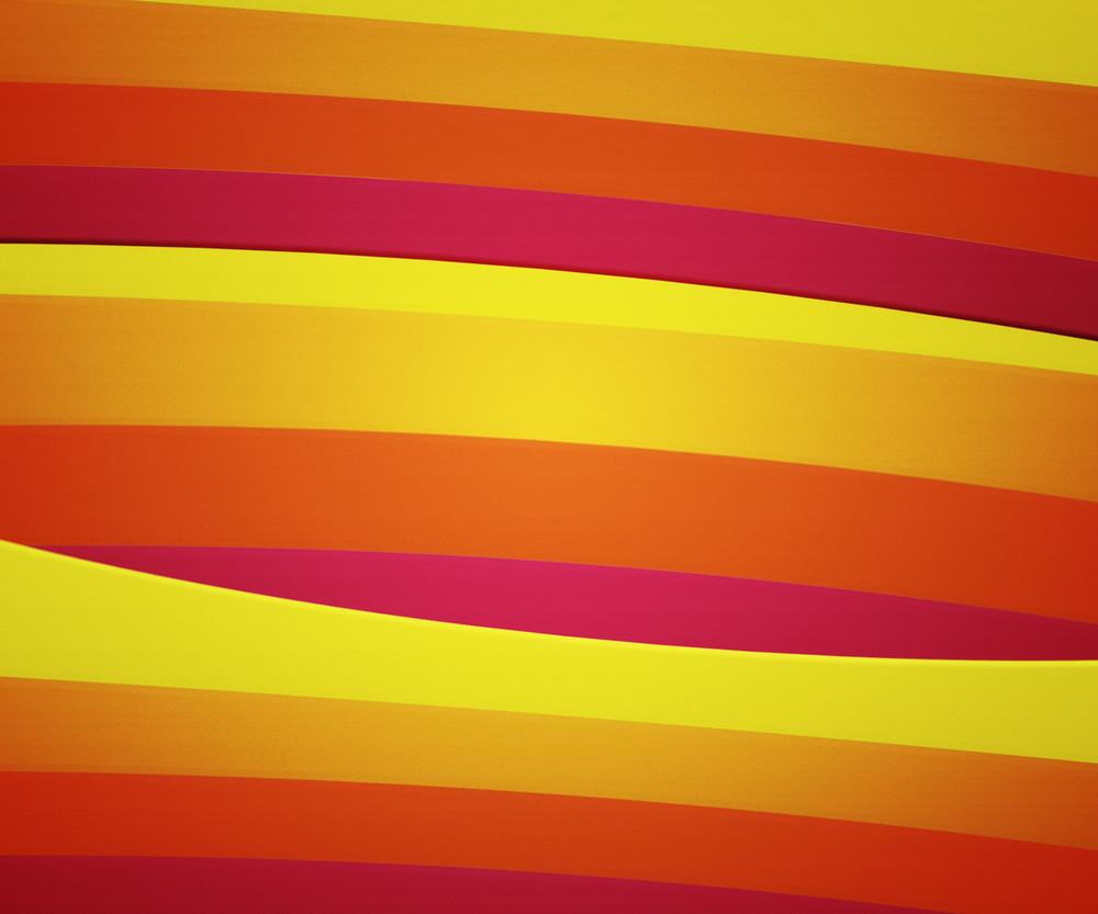 Retro Striped Background