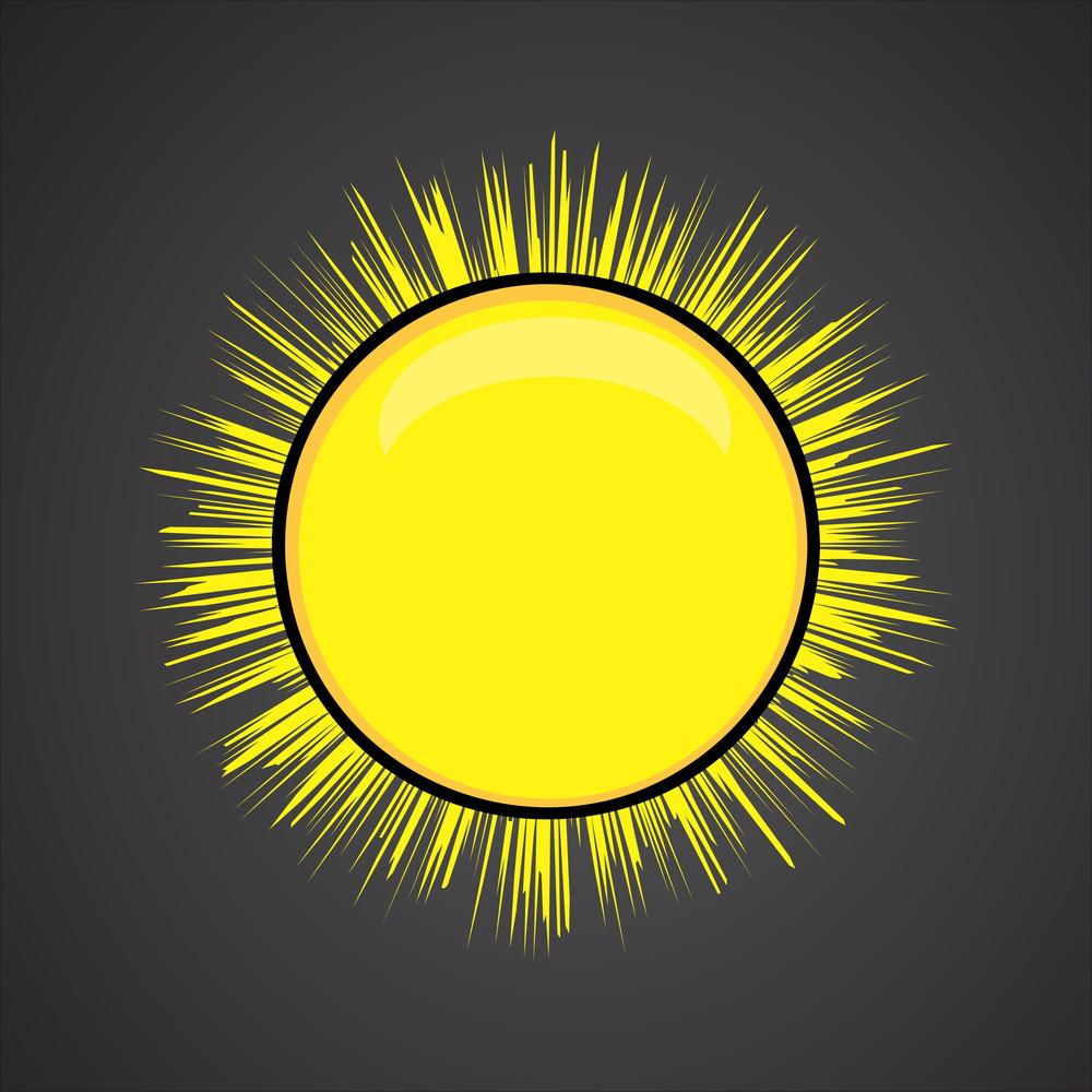 Retro Sun