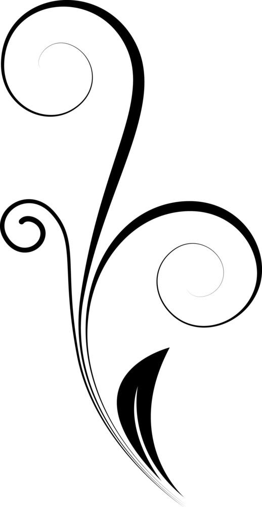Retro Swirl Design