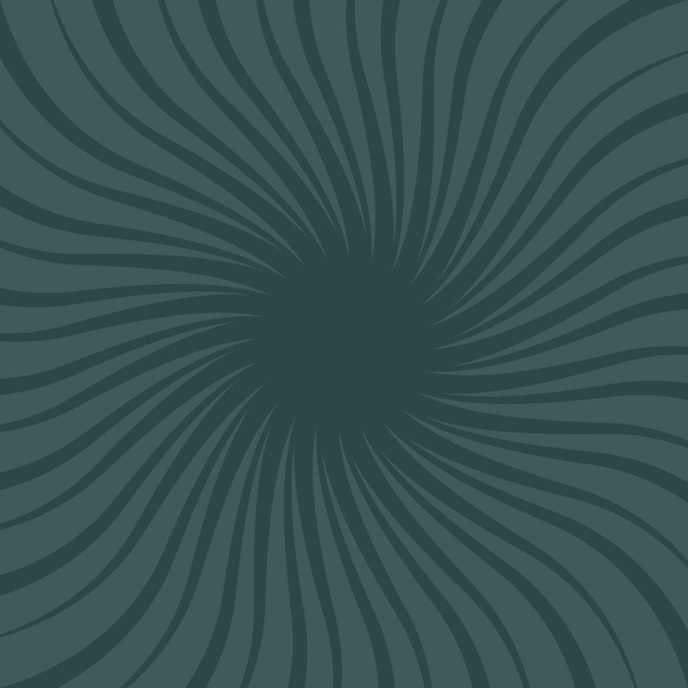 Retro Swirl Lines