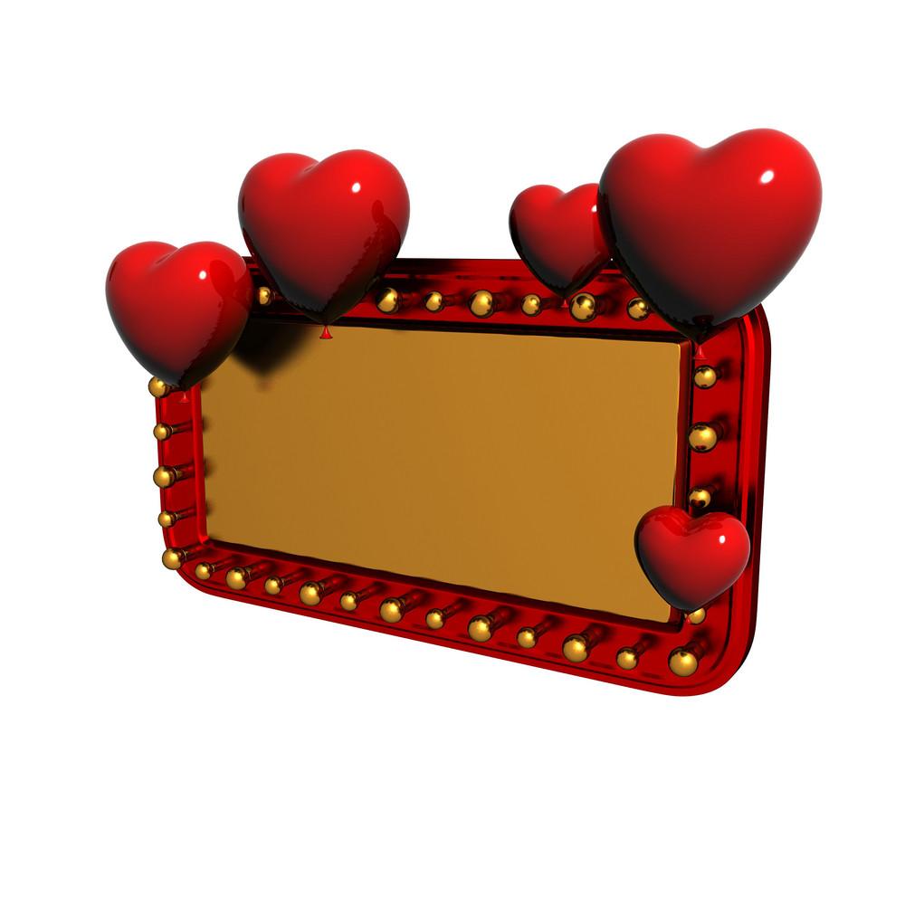 Retro Valentine Banner