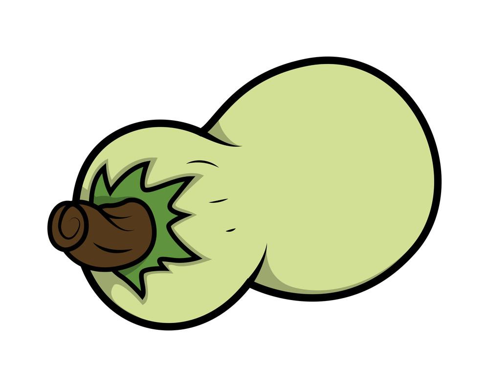 Retro Vegetable Vector