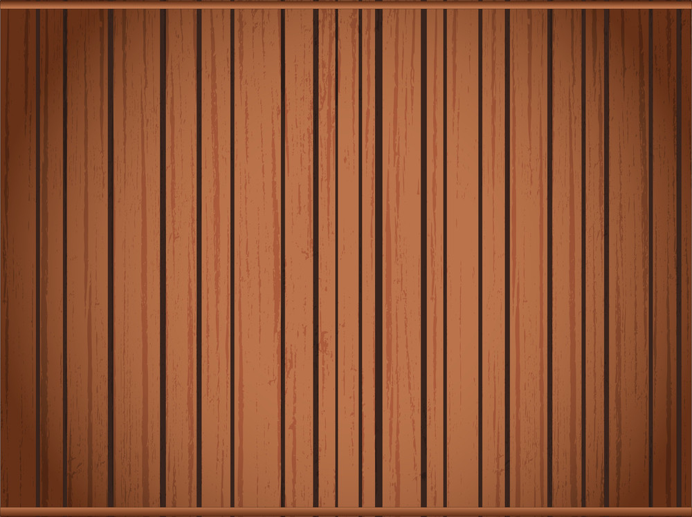 Retro Wooden Stripes