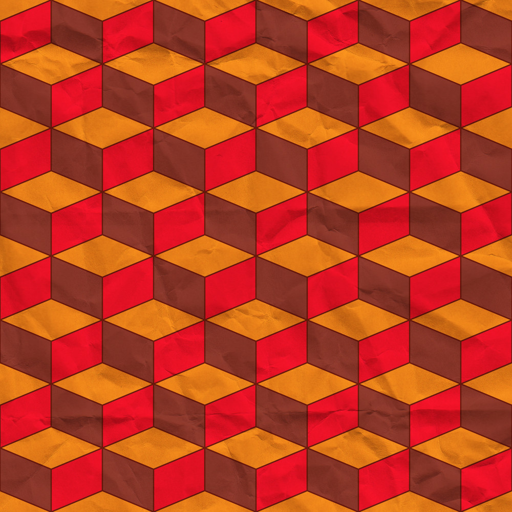Rhombic Seamless Pattern. Seamless Pattern Can Be Used For Wallpaper