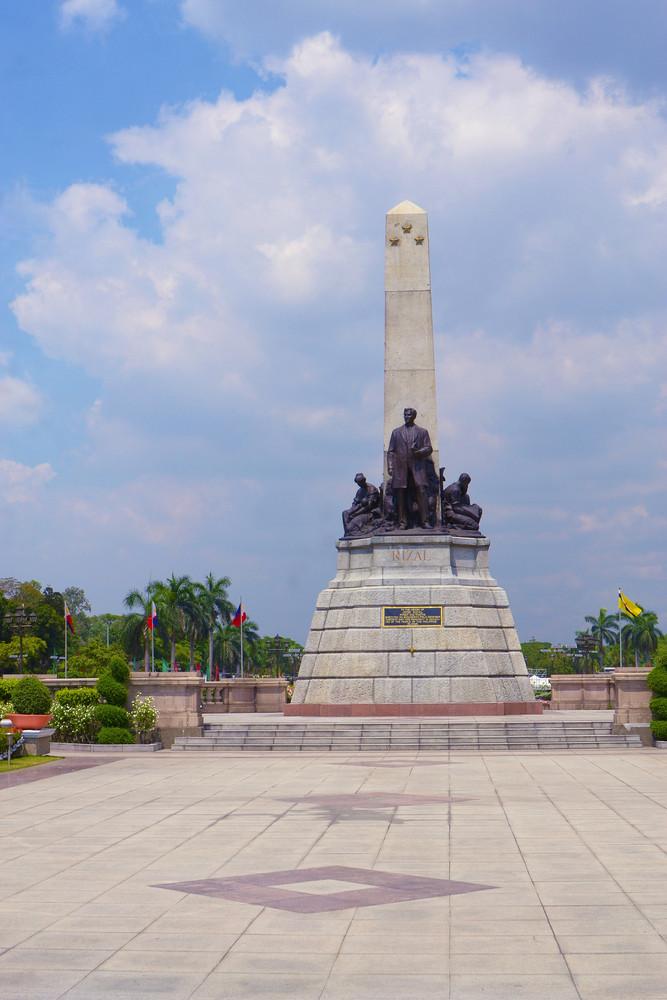 Rizal Park Landscape