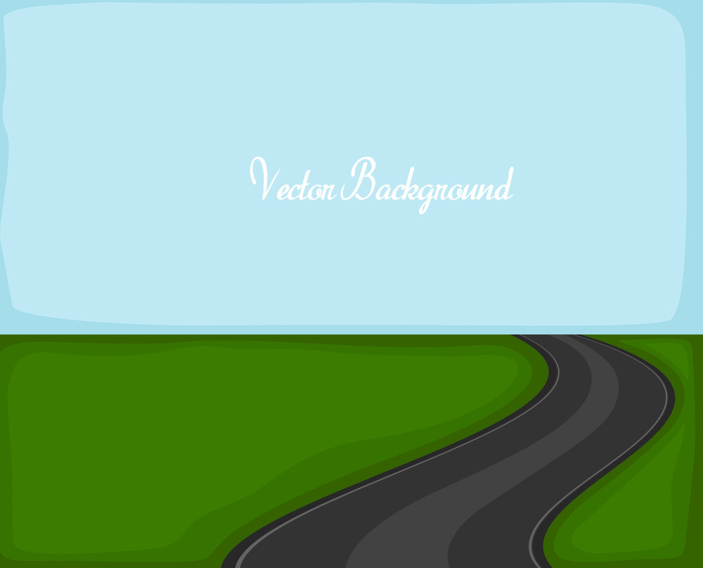 Road Background