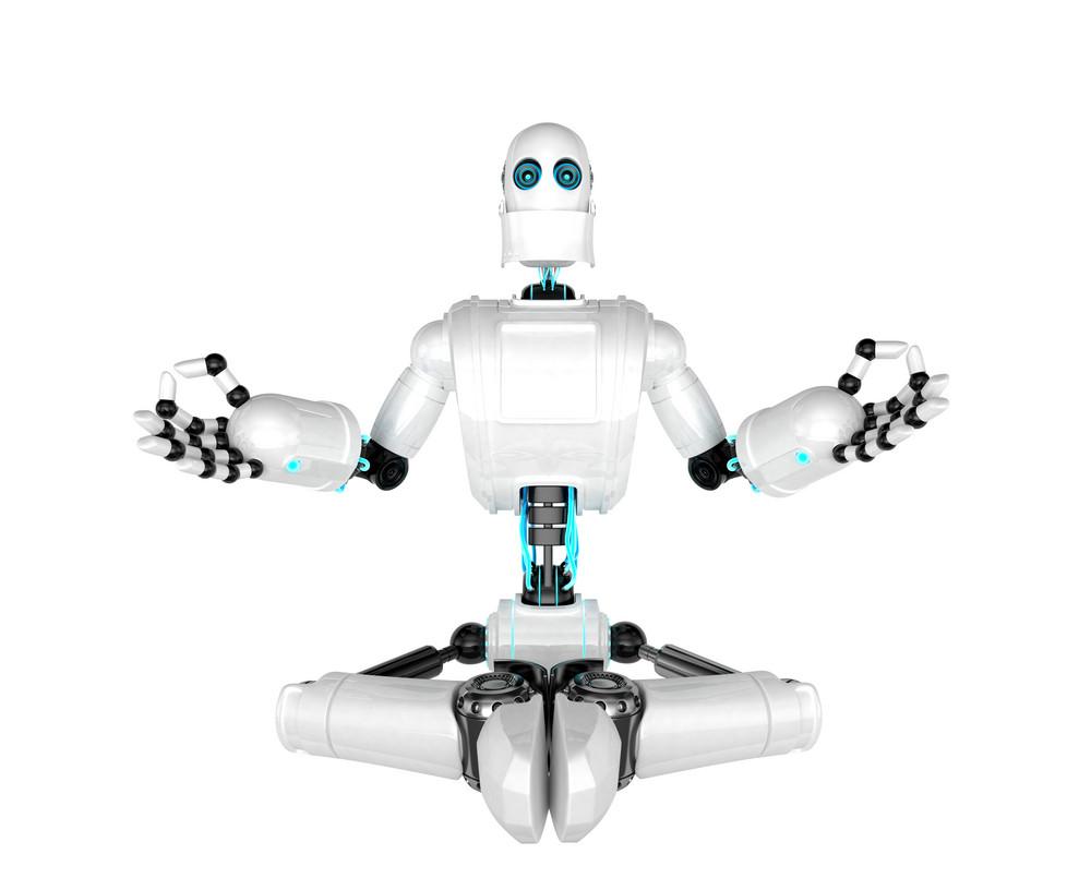 機器人沉思