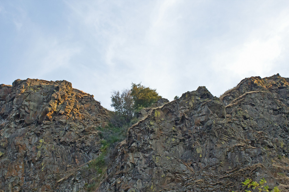 Rock Cliff Mountain