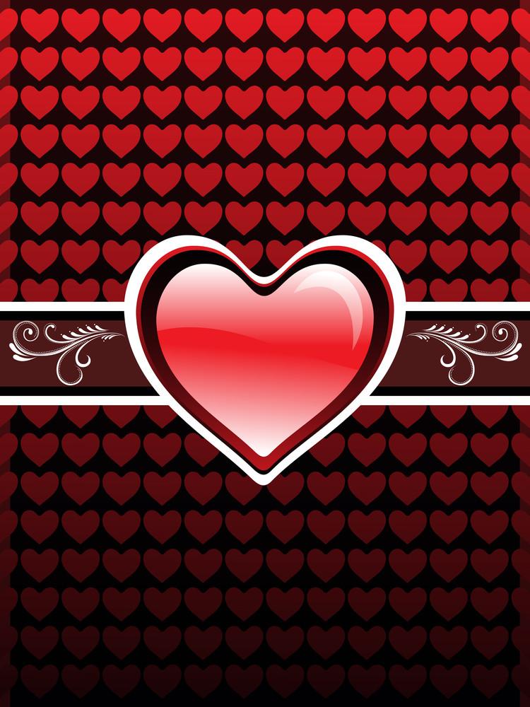 Romantic Concept For Love Day