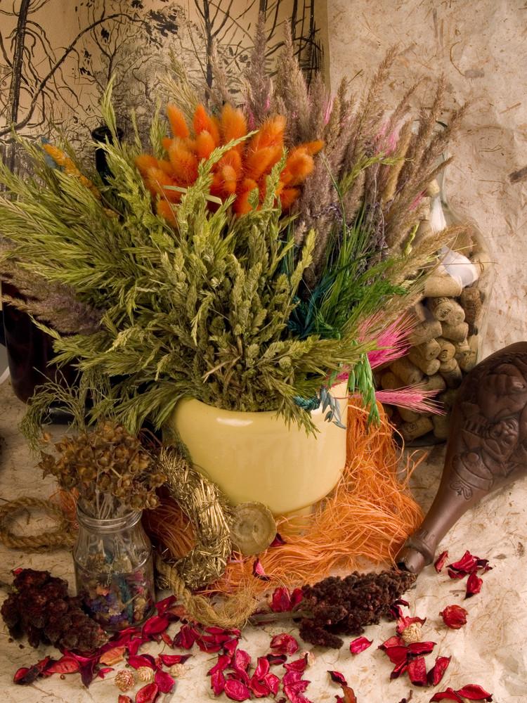 Romantic Floral Decoration