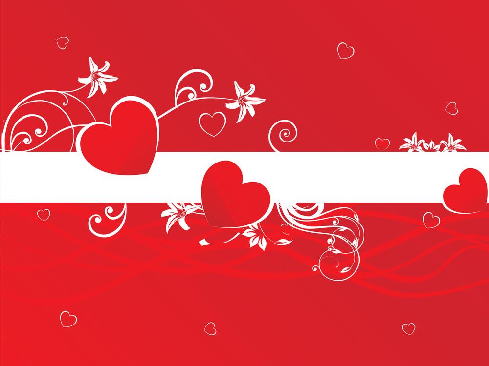 Romantic Pattern Card