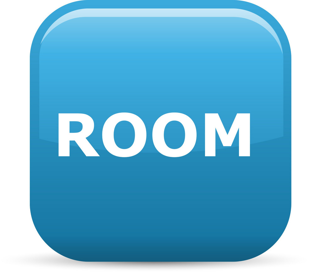 Room Elements Glossy Icon