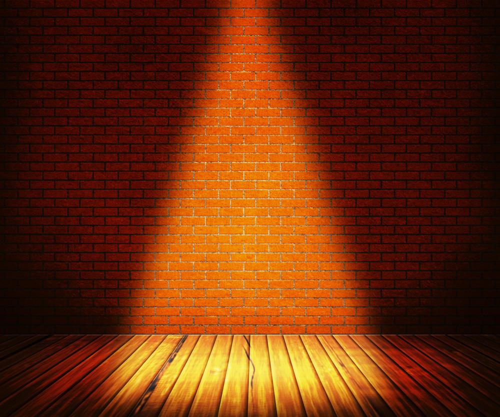 Room Spotlight Background