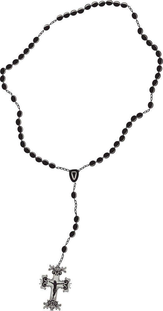 Rosary Vector Element