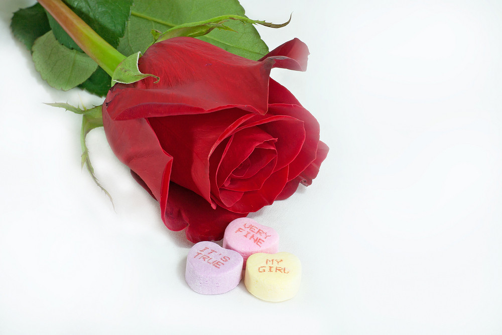 Roses And Candy