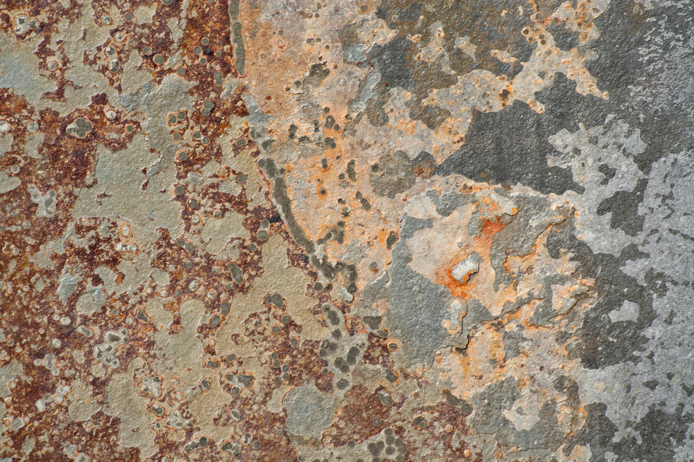 Rough Stone Surface