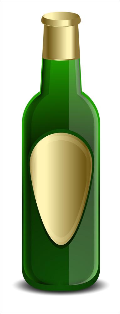 Royal Champaign Bottle
