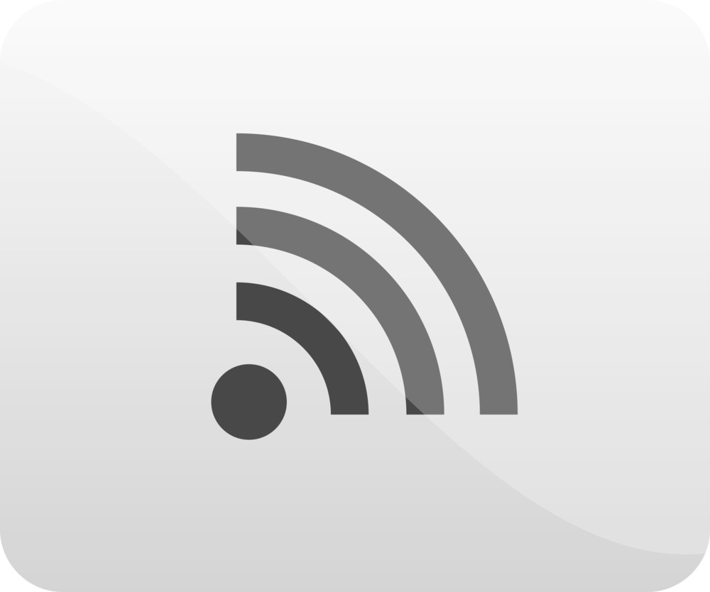 Rss Icon Button