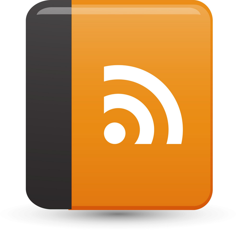 Rss Notebook Lite Communication Icon