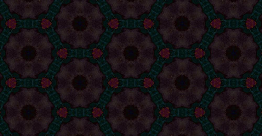Rtero Dark Graphic Pattern