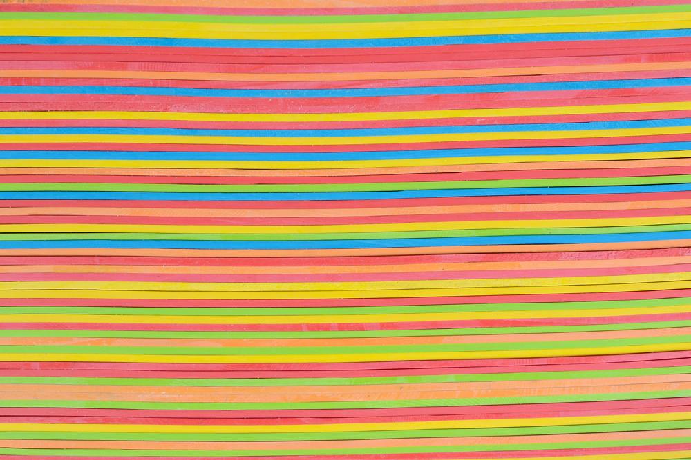Rubber Strips Horizontal Pattern