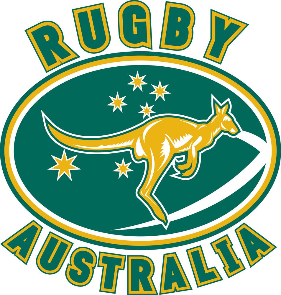 Rugby Australia Kangaroo Wallaby