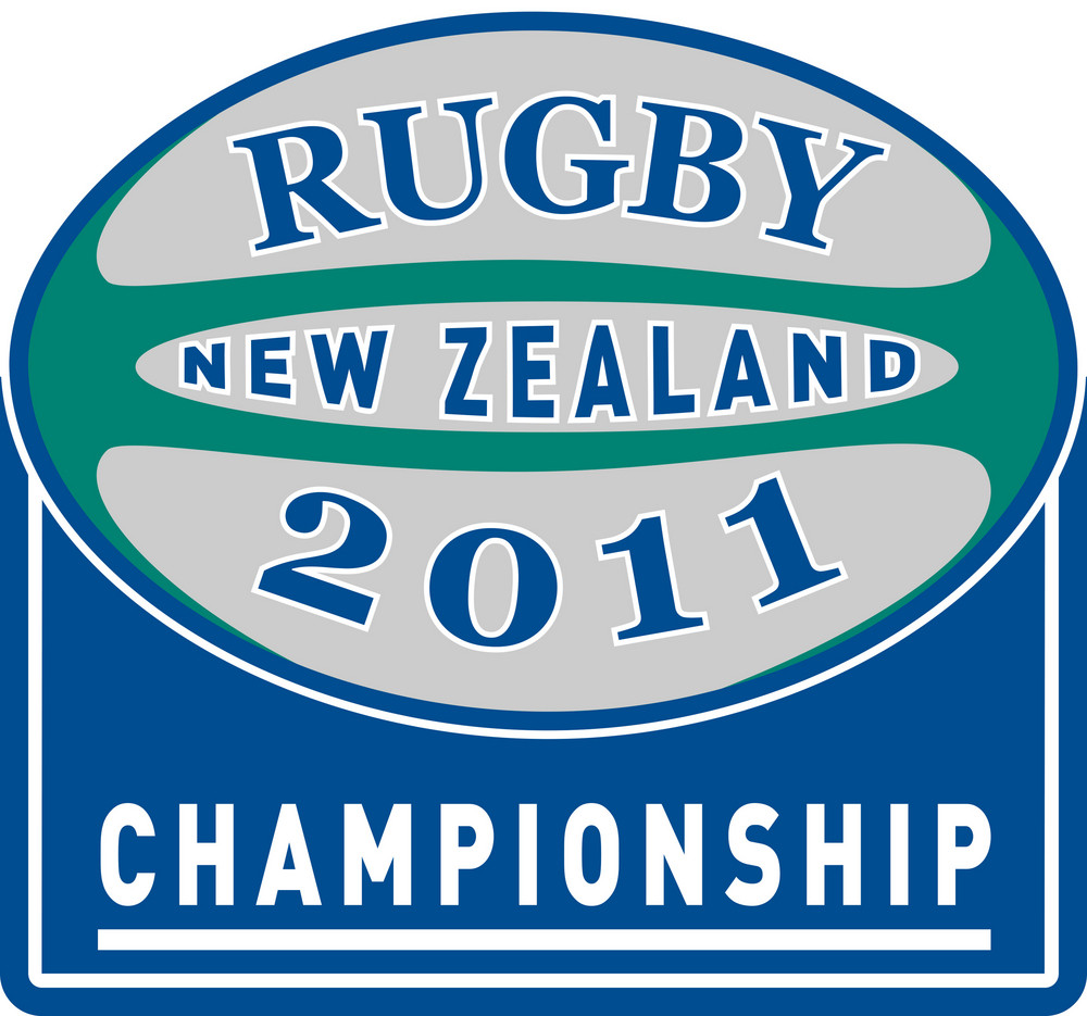 Rugby Ball 2011 New Zealand Championship Cup