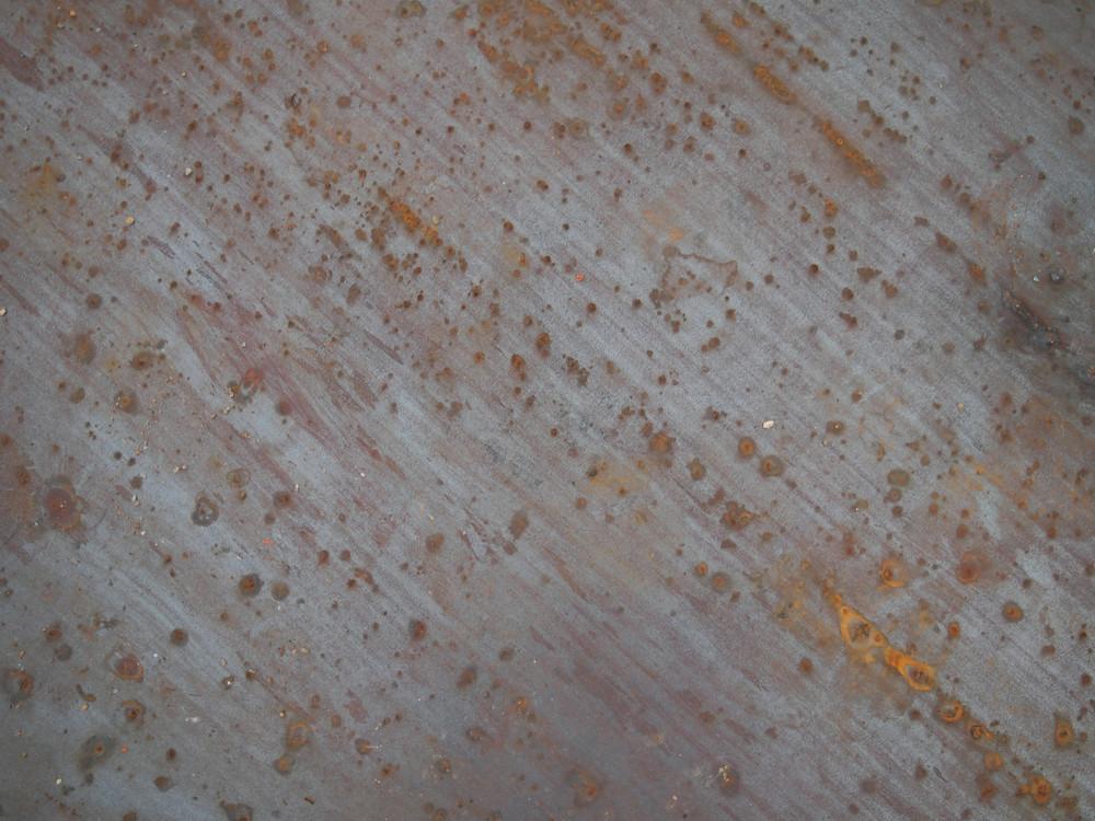 Rust Grunge Metal Textured