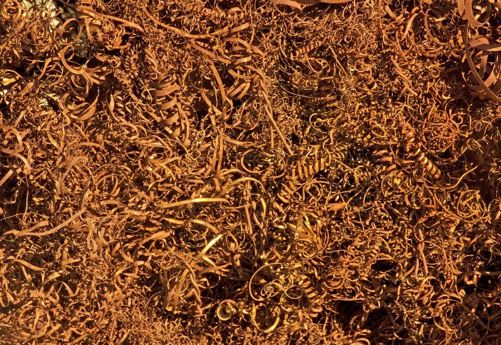 Rusty Grunge Iron Texture