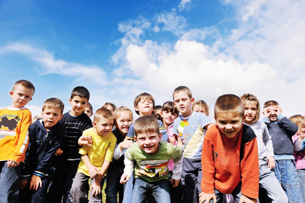 bambini in età prescolare