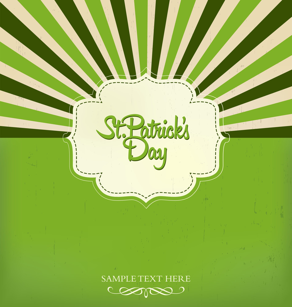 Saint Patricks Day Design