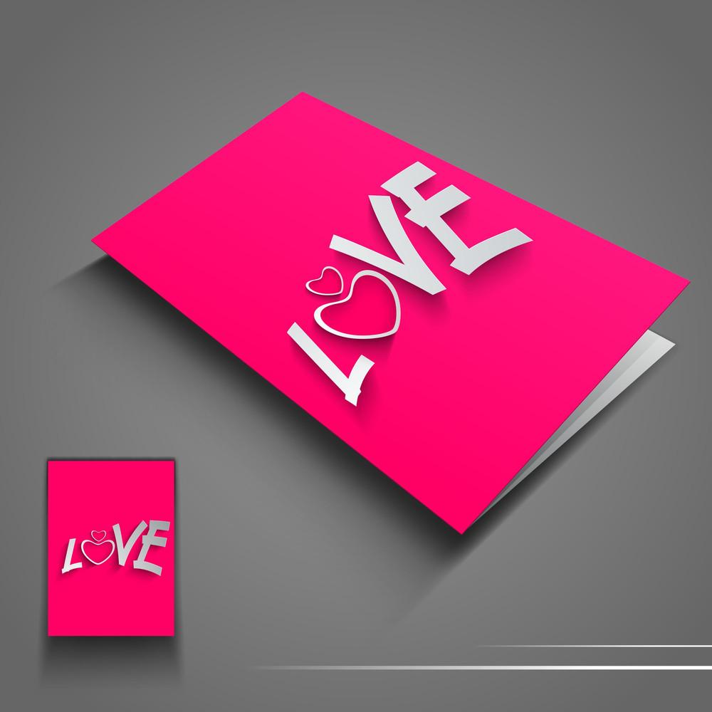 Saint Valentines Day Flyer