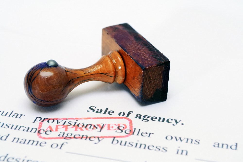 Sale Of Agency