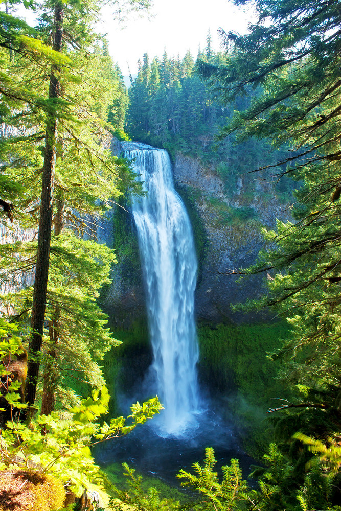 Salt Creek Waterfalls