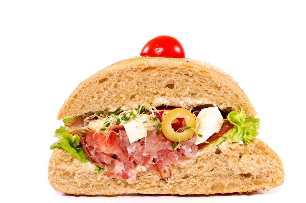 Sandwich Cut