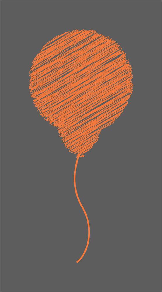 Scribble Balloon