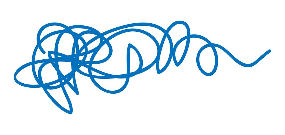 Scribble Lines Design
