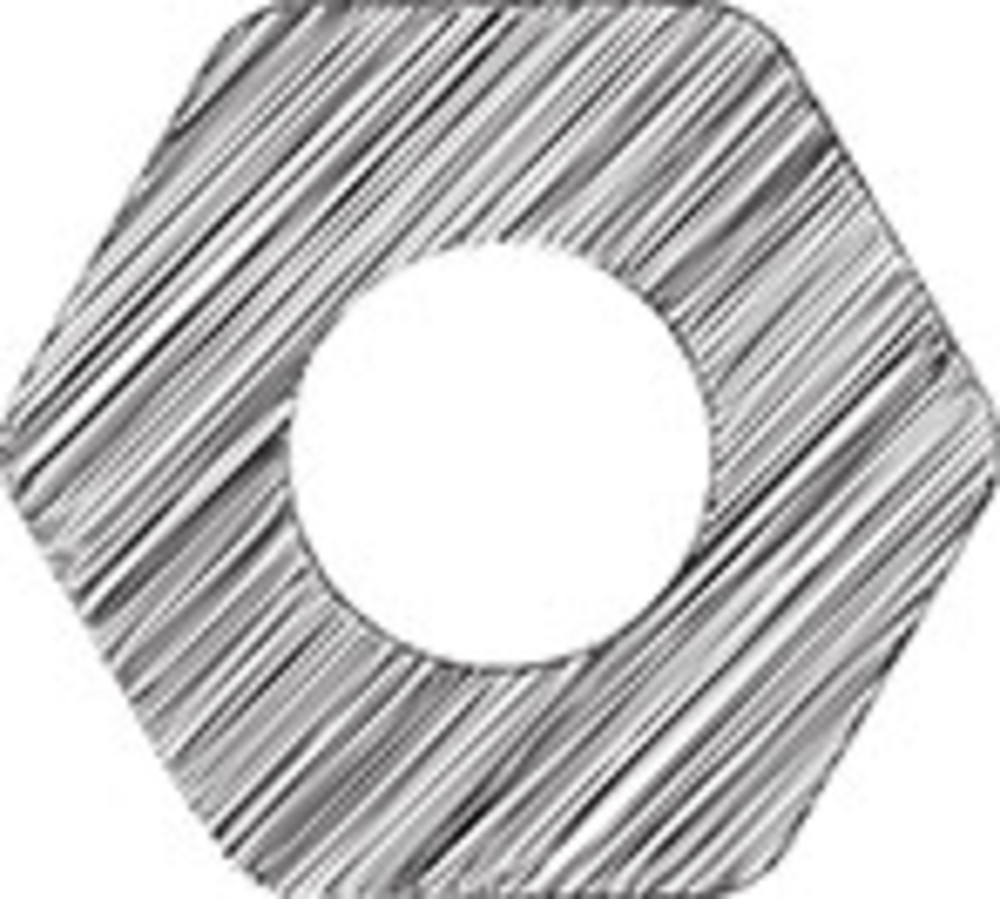 Scribbled Bolt Icon On White Background