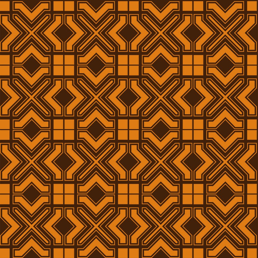 Seamless Background In Islamic Style